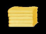 JEMAKO Profituch 5er-Pack 40 x 45 cm gelb 9595