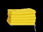 JEMAKO Trockentuch mittel 5er-Pack 45 x 60 cm gelb 9575